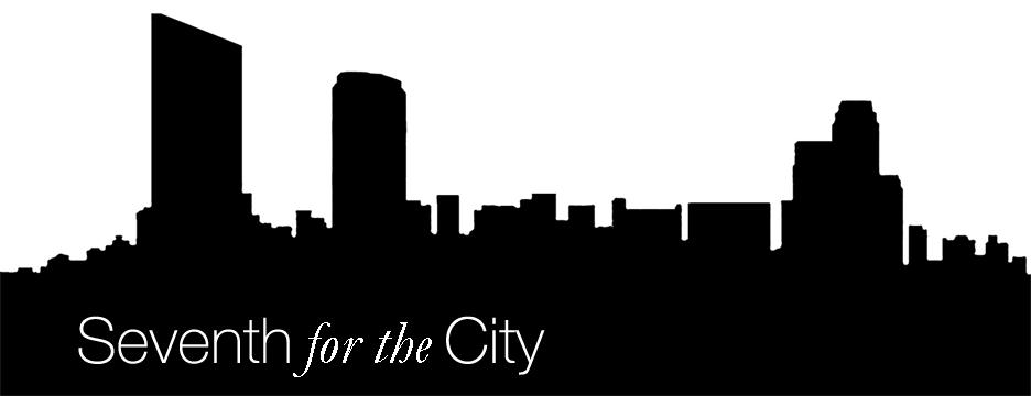 Seventh for the City Website Artwork